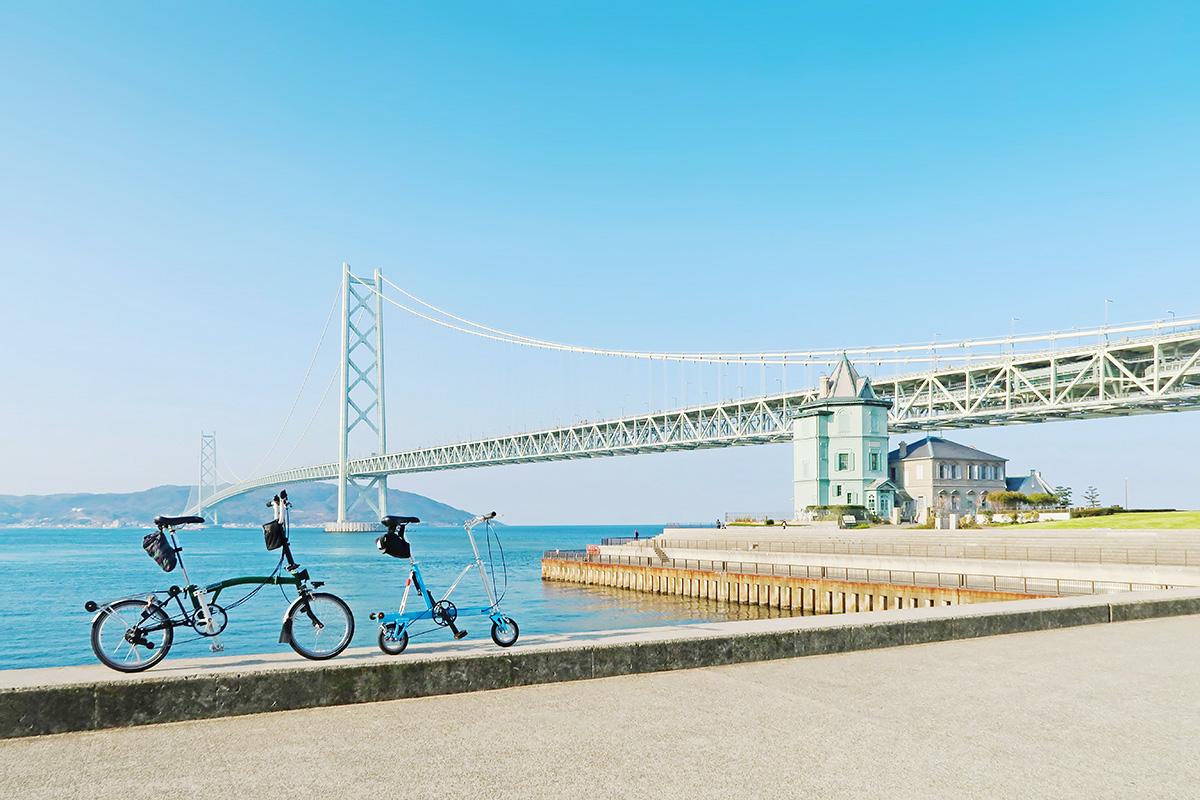 舞子公園・明石海峡大橋の写真