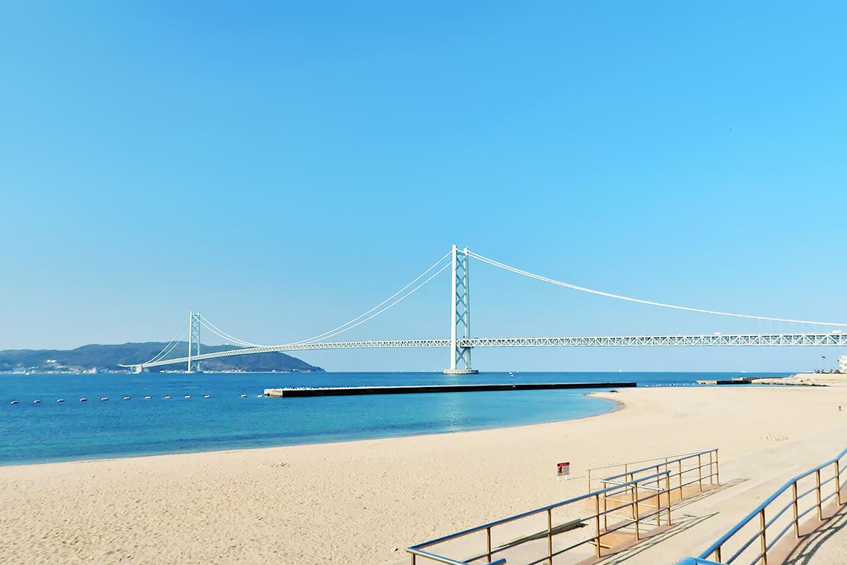アジュール舞子・明石海峡大橋の写真