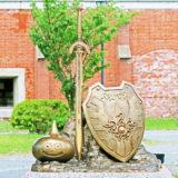 ドラゴンクエスト誕生30周年記念碑