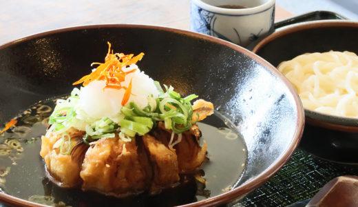 淡路島「タマネギつけ麺」が名物のうどん屋さん『いづも庵』