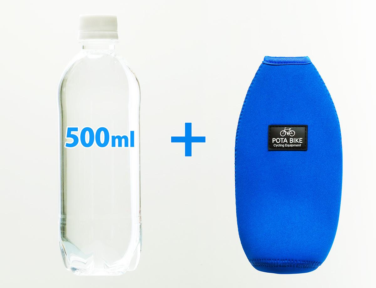 500mlペットボトル専用であることを示した画像
