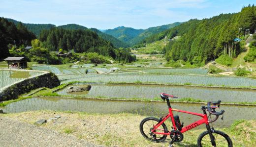 愛知県|激坂の上の絶景!日本の棚田100選の1つ『四谷の千枚田』