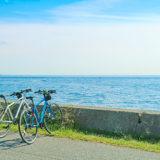 淡路島へ渡ってすぐのレンタサイクル『トモチャリ』が便利!
