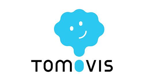 淡路ホンダ販売株式会社のブランド「TOMOVIS」のロゴ画像